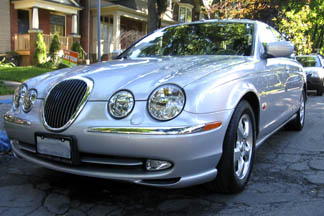 Jaguar- Aloha Car Care: Mobile Auto Detailing in Markham and Richmond Hill