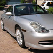 Aloha Car Care: Porche Carrera 4